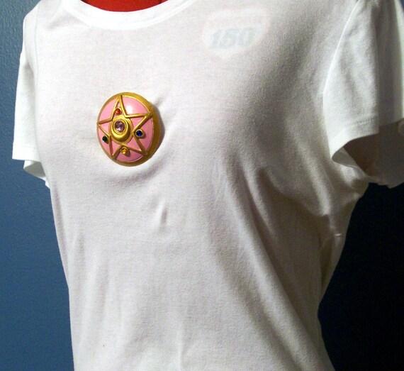 Cosplay Sailor Moon R Brooch