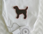 Chocolate Lab Bodysuit - It's a Daughter!