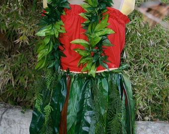 The Quintessential Hula Skirt