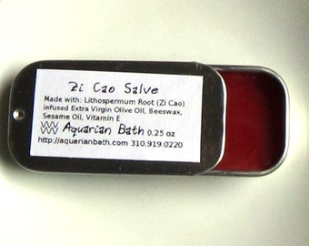 Zi Cao Herbal Salve sample size