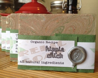 Hippie Chick Organic Artisan Soap