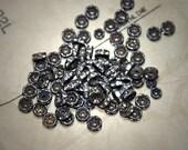 Rhinestone Rondelles 8mm for Jewelry Making (12)