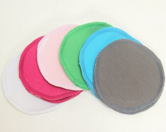 Bamboo Nursing Pads 1 Pair Choose Your Color