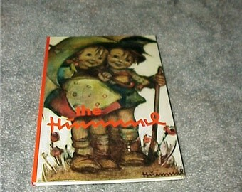 1972--The HUMMEL--HC Book--Drawings By Berta Hummel With Light Verse--Sister M. Innocentia