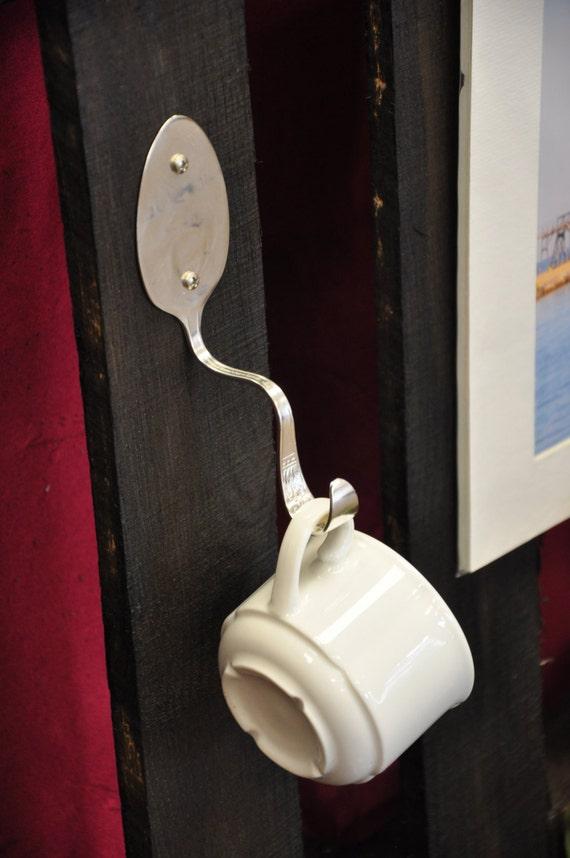 Awesome Coffee Mug Spoon Hook