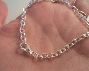Charm Bracelet Chain - Sold Individually