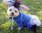 Dog Costume,  Halloween costume for Small Dogs, Pet Costume, Halloween Party Costume, Animal Costume, Donkey