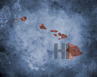 Hawai'i Texture - Digital Download