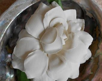 1940's Ivory Gardenia Flower