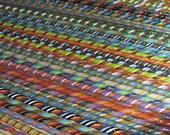 96 coe   Fiesta - A Celebration of Color - Handmade Glass Twisties - Katie Gee - SRA