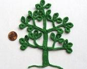 Crochet Tree Pattern -- PDF