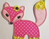 Iron On Applique - Baby Fox 332553