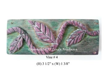 Stamp for Fabric - Vine No. 4
