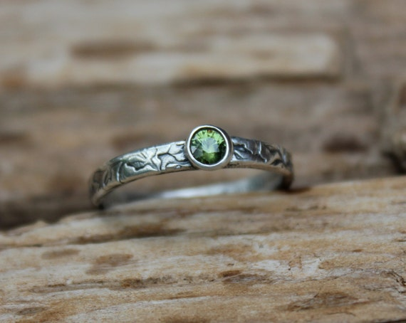 sapphire engagement ring . conflict free green sapphire ring . ethical gemstone ring . unique engagement rings