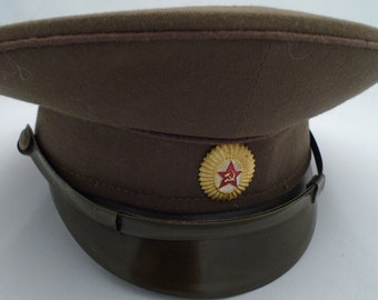 Soviet Army Officier Field Cap