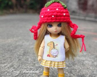 Hujoo baby dress and  hat