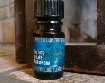 Lady of Lake Ronkonkoma 2010 - 5ml - Black Phoenix Alchemy Lab