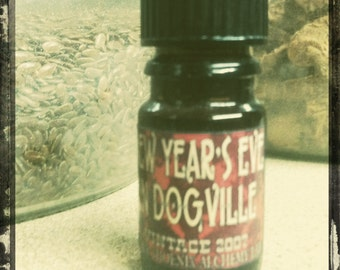 New Year's Eve in Dogville - 5ml - Perfume Oil - Black Phoenix Alchemy Lab Vintage