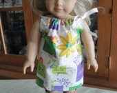 Girl Scouts Rreduce, Reuse, Recycle - American Girl - Pillowcase Dress