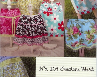Sale!  Emaline Skirt pattern (SDG-104) - Serendipity Studios