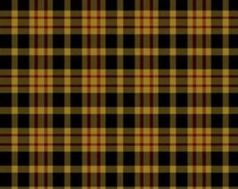 Price Reduced!  Black Yarn Dye ( 7831Y-99) - BTY - Henry Glass