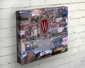 Badger Country Canvas - University of Wisconsin-Madison, Madison WI