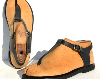 ANANIAS Roman Greek leather sandals for men - NEW STYLE