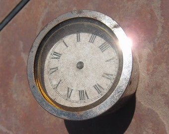 Vintage German Clock Movement