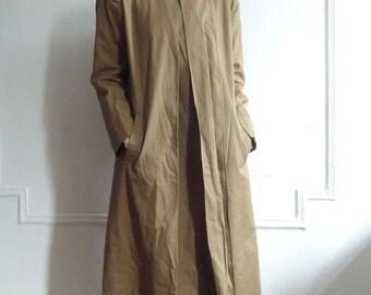 Giorgio Armani Avant Garde Trench Coat