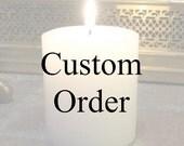 Custom order for marylahovitch