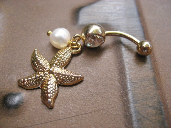 how to clean a belly button piercing with salt water