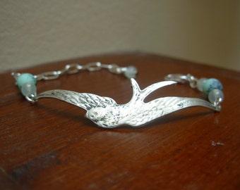 "Sparrow bracelet ""Meadow"""