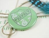 "Slytherin Prefect 1.5"" Pin"