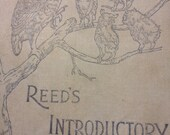 1894 Reed's Introductory Language Work School Book