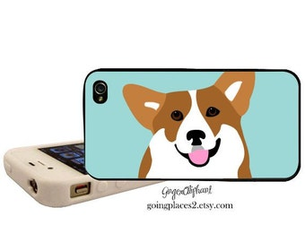 Corgi iPhone Case for iphone 6, 5, 5c, 4 and 4s