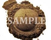 Mineral Eyeshadow 'Amber' SAMPLE JAR