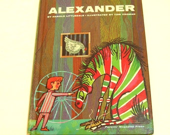 Alexander Vintage Childrens Book