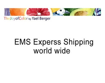 Express EMS shipping