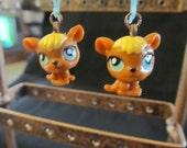 Littlest Little Pet Shop Deer Earrings
