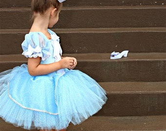 Cinderella costume, princess custom costume 6