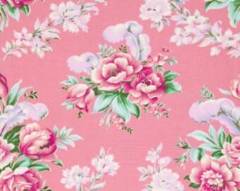 Circa Taylor  by Jennifer Paganelli for Free Spirit Fabrics PWJP077-PNK Pink