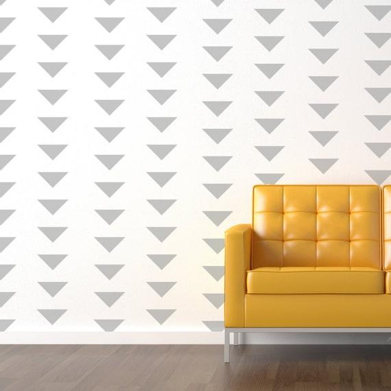 Custom Modern Wallpaper Look Decals Vinyl Stickers by Decomod Walls