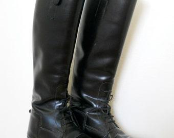 English Riding Boots Womens Sz 7