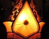 Sunset Boulevard -  Large Victorian Lampshade