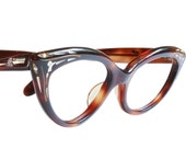 Tortoiseshell Cat Eye Glasses by Liberty USA