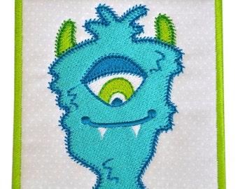 Silly Monster Blocks 6