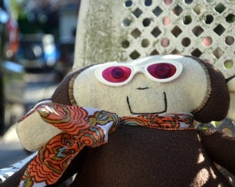 Sammi the Monkey Plush