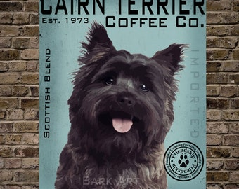 Cairn Terrier Coffee Co.
