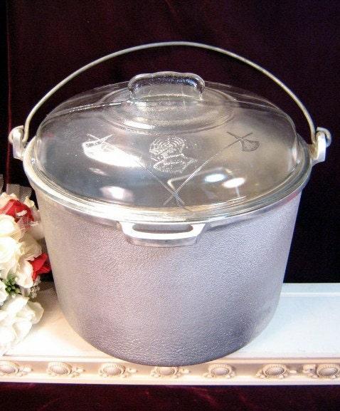 Vintage Guardian Service Aluminum Cookware Canning Cooker