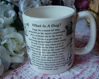 What is a Dog Hot Beverage Cup